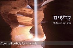 Qedoshim.com screenshot